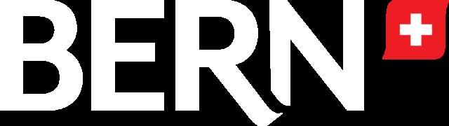Bern logo 2011 white