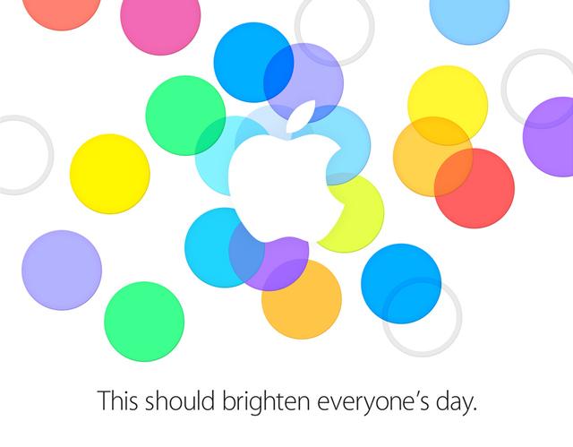 Apple Event September, 10th 2013