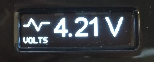 LeGioN Voltage status