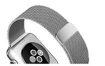Apple Watch Leather Magnetic Steel Wrist