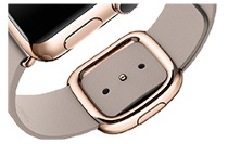 Apple Watch Leather Modern Wrist