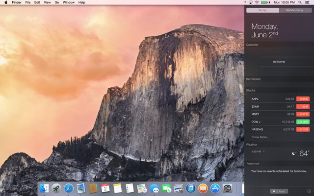 Yosemite_NotificationCenter