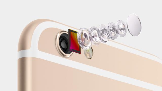 Camera Buildup