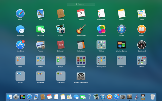 Yosemite_Dashboard